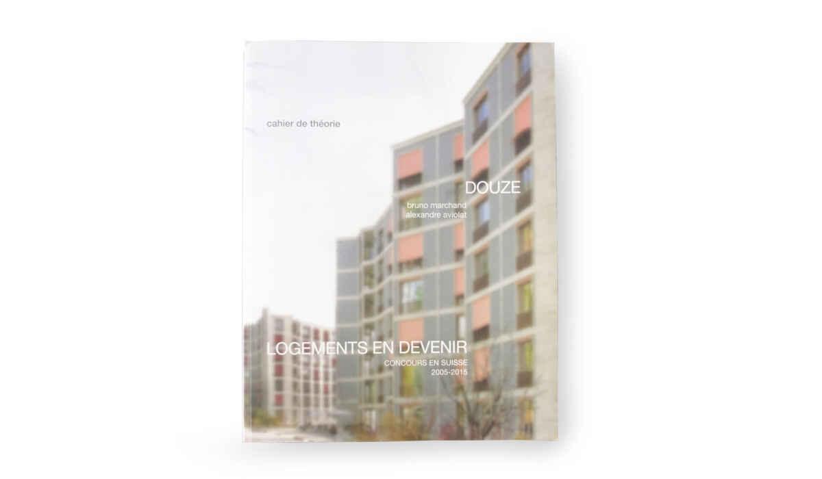 """Knorr & Pürckhauer Architekten - 24/09/2016 Projekt Leutschenbach veröffentlicht in """"Logements en devenir"""""""